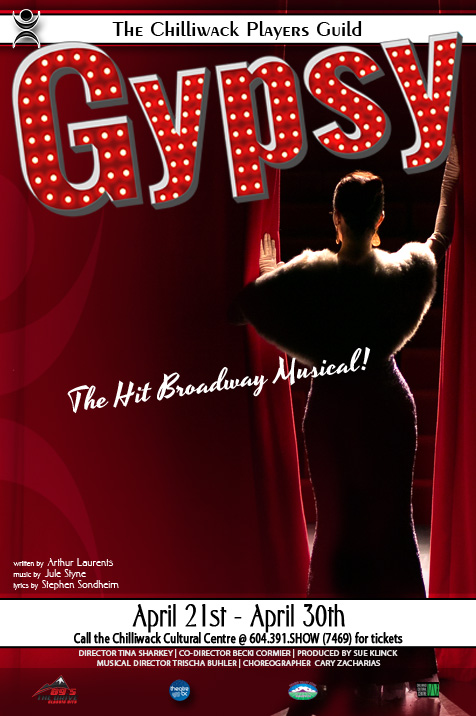Gypsy - The Broadway Musical
