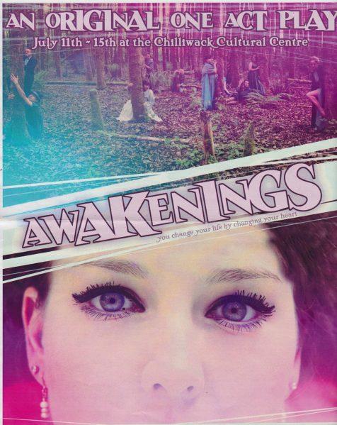 Awakenings (Bootstrap Theatre) -- Fraser Valley Zone Festival 2013