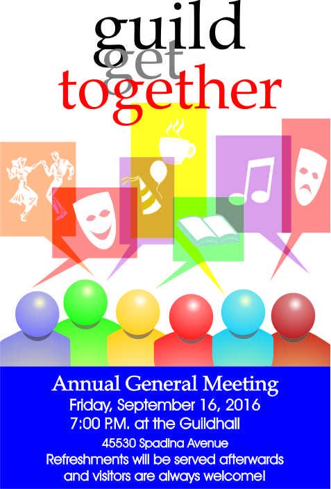Annual General Meeting 2016