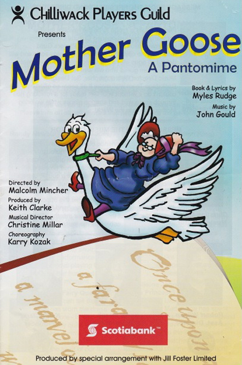 Mother Goose 2010