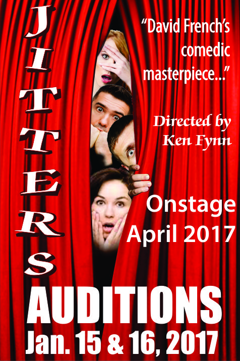 Jitters Auditions