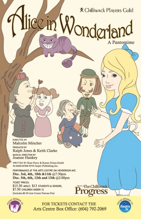 Alice in Wonderland: the Pantomime