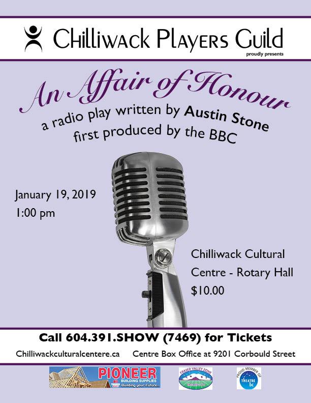 An Affair of Honour - A Radio Play