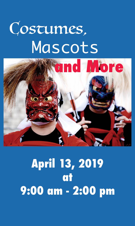 Costumes, Mascots & More