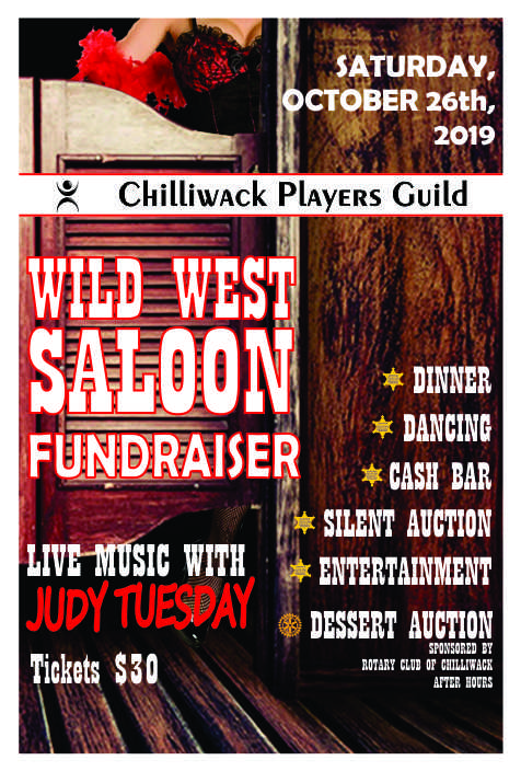 Wild West Saloon Fundraiser