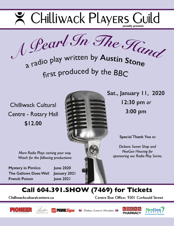 A Pearl in the Hand - Radio Play