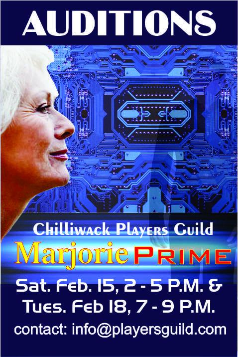 Marjorie Prime Auditions