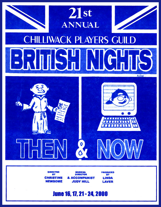 Then and Now -- British Night 2000